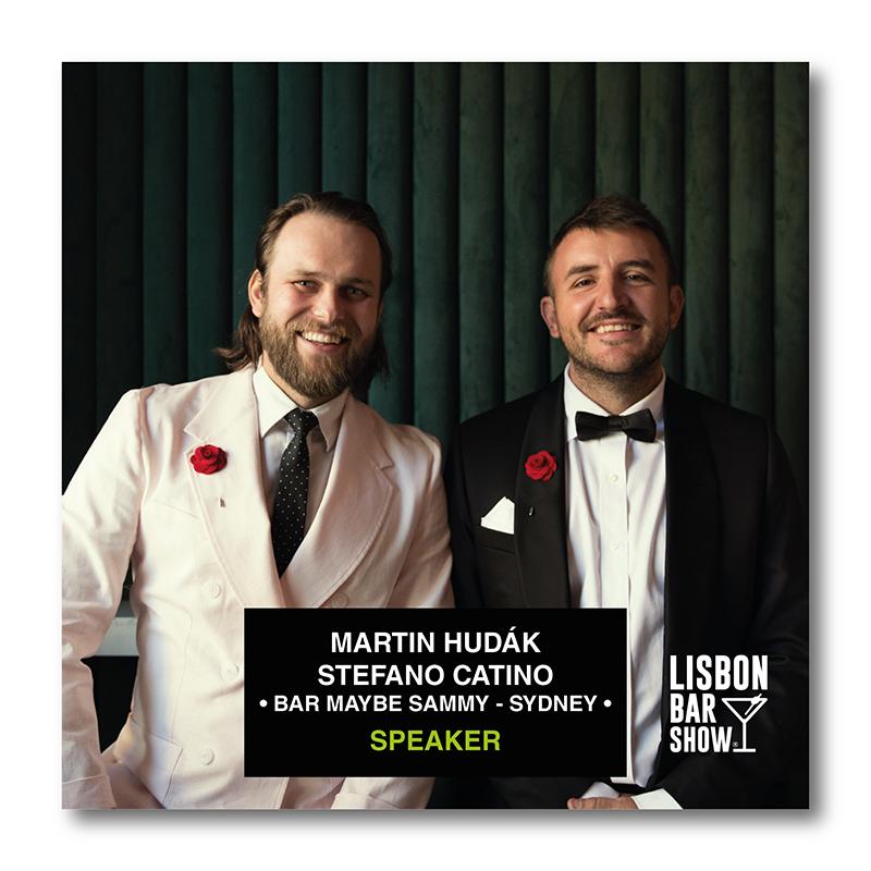 Martin Hudák e Stefano Catino
